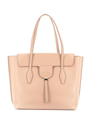 Joy leather medium tote TOD