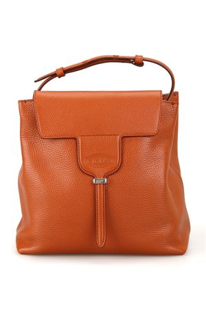 Joy hammered leather small bag TOD
