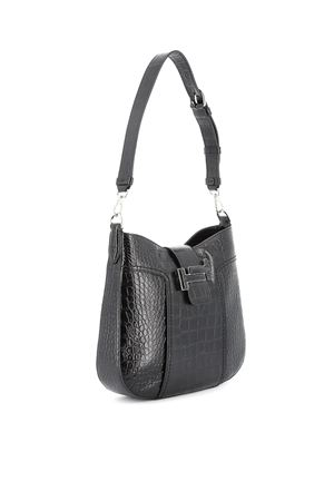 Double T croco hobo bag TOD