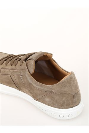 Sneaker scamosciate con logo goffrato XXM0XY0AY40RE0C405 TOD