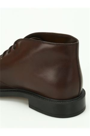 Leather desert boots TOD