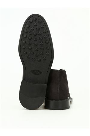 45A suede desert boots TOD