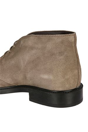 Short Ankle Boot in Suede TOD