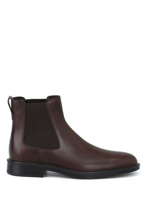 Stivaletto in pelle XXM45A00P20D90S800 TOD
