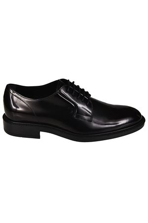 Polished leather Derby shoes TOD