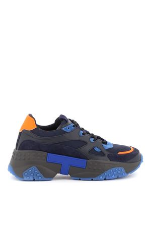 Active Sportivo multi fabric sneakers
