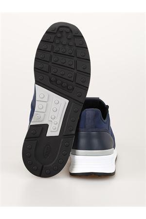 Nubuck and neoprene sneakers TOD