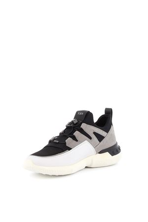 No_Code_03 nubuck and scuba sneakers