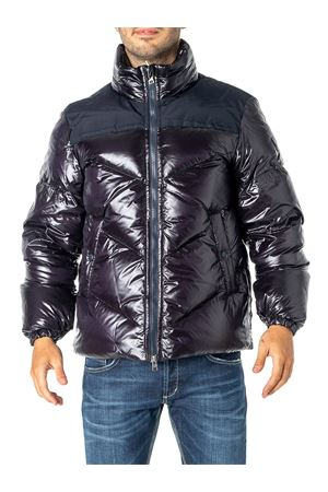 Logo Arctic dark blue puffer jacket WOOLRICH | 3 | WOCPS2861UT17023989
