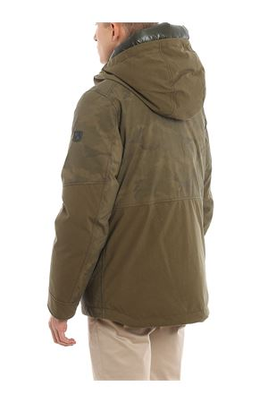 Piumino Military Anorak con stampa camouflage WOOLRICH | 18 | WOCPS2878UT1715724