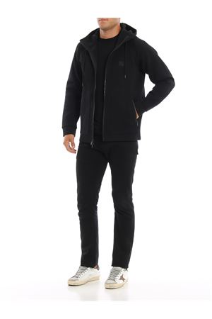 Stretch tech cotton zipped hoodie WOOLRICH | 7 | WOFEL1182UT1754100