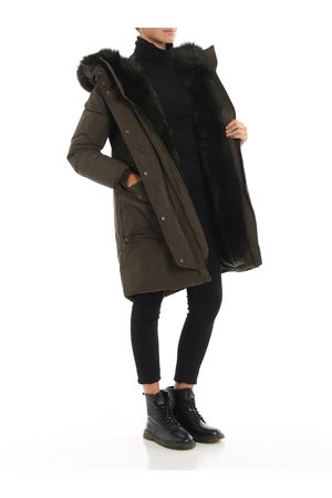 Military Parka fur trimmed padded coat WOOLRICH | 18 | WWCPS2814UT0573614