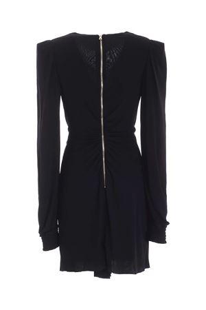 GOLDEN RHINESTONES DRESS IN BLACK BALMAIN | 11 | UF06298J0200PA