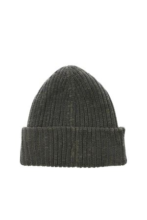 CRIMDON BEANIE AND SCARF SET IN GREEN BARBOUR | 77 | MGS0019OL71
