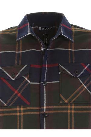 TARTAN PATTERN MULTICOLOR SHIRT BARBOUR | 6 | MOS0117TN11
