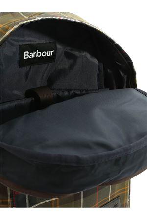 TORRIDON MULTICOLOR CHECK PRINT BACKPACK BARBOUR | 10000008 | UBA0530TN11