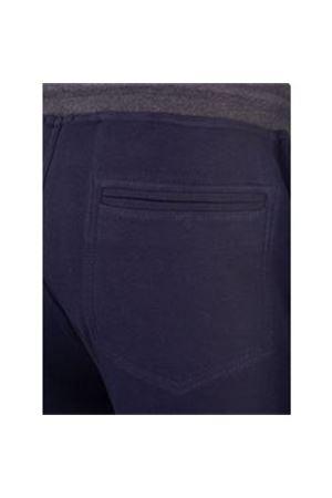 BLUE COTTON JOGGERS BRUNELLO CUCINELLI | 20000005 | M0T313243GC039