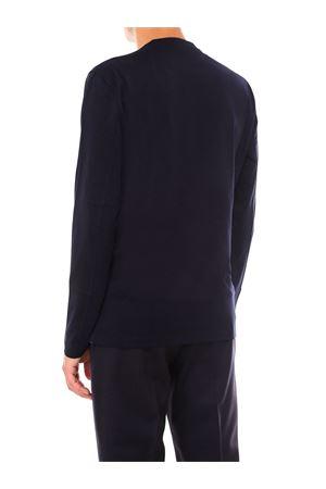 BLUE COTTON T-SHIRT BRUNELLO CUCINELLI | 7 | M0T617407C4425