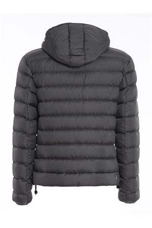 SEMI-MATTE PUFFER JACKET WITH REMOVABLE HOOD IN GREY COLMAR | 783955909 | 1250R5ST338