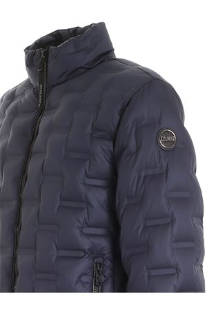 LOGO PATCH DOWN JACKET IN BLUE COLMAR | 783955909 | 12511VB68