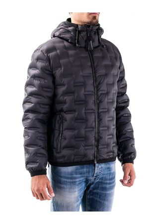 TECH FABRIC PADDED JACKET IN BLACK COLMAR | 783955909 | 12531VB99