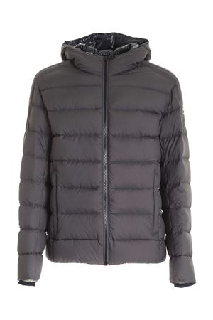 LOGO PATCH DOWN JACKET IN GREY COLMAR | 783955909 | 12654TV338