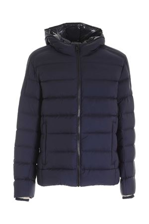 LOGO PATCH DOWN JACKET IN BLUE COLMAR | 783955909 | 12654TV68