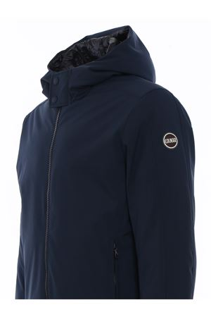 TECH NYLON PUFFER JACKET IN BLUE COLMAR | 783955909 | 12739UZ167