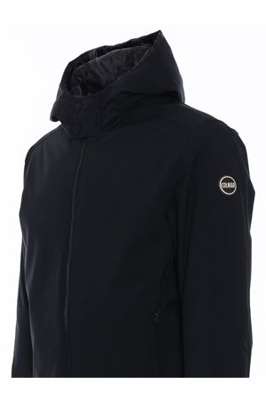 TECH NYLON PUFFER JACKET IN BLACK COLMAR | 783955909 | 12739UZ99