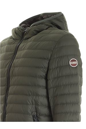 LOGO PATCH DOWN JACKET IN GREEN COLMAR | 783955909 | 1277R8RQ431