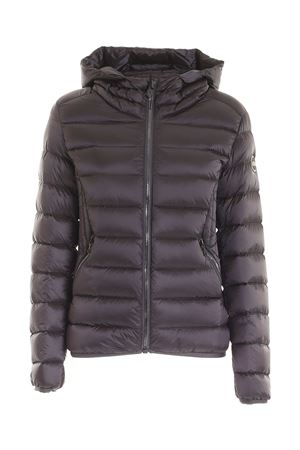 HOODED DOWN JACKET IN ANTHRACITE COLOR COLMAR | 783955909 | 22177QD338
