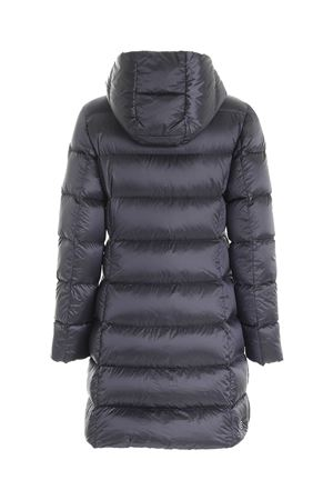 PLACE LONG DOWN JACKET WITH GREY HOOD COLMAR | 783955909 | 22217QD338