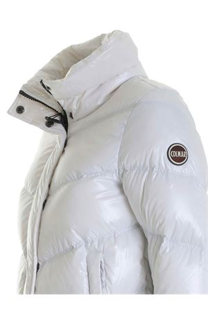 GLOSSY POINTED BOTTOM DOWN JACKET IN WHITE COLMAR | 783955909 | 22305TW01