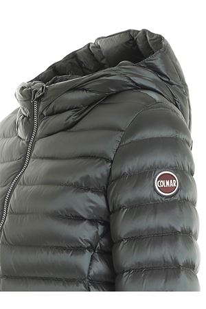 PLACE LONG CROP DOWN JACKET IN GREEN COLMAR | 783955909 | 22527QD431