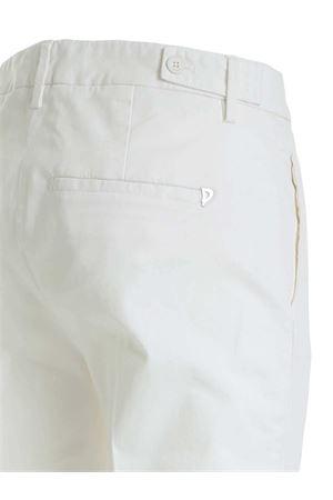 ARIEL PANTS IN WHITE DONDUP | 20000005 | DP475GSE043DPTDDD001
