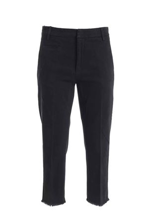 ARIEL PANTS IN BLACK DONDUP | 20000005 | DP475GSE043DPTDDD999