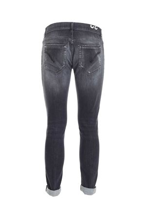 GEORGE 5-POCKET JEANS IN BLACK
