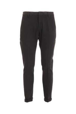 GAUBERT PANTS IN ANTHRACITE COLOR