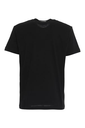 T-SHIRT IN JERSEY DI COTONE NERO S71GD0998S23009900 DSQUARED2 | 8 | S71GD0998S23009900