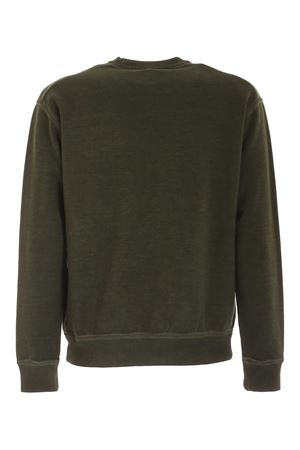 CREWNECK SWEATSHIRT IN GREEN DSQUARED2 | -108764232 | S71GU0402S25030703