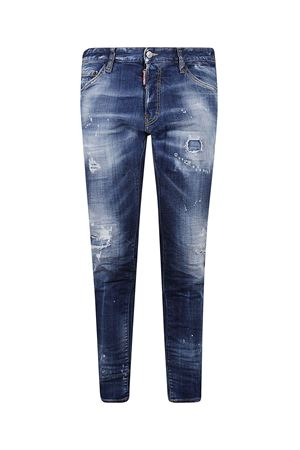 COOL GUY JEANS IN DARK BLUE