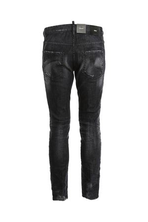 SKATER RIPPED JEANS DSQUARED2 | 24 | S74LB0783S30357900