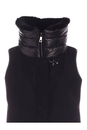 SLEEVELESS PUFFER JACKET IN BLACK FAY | 3 | NAW20413230SLPB999