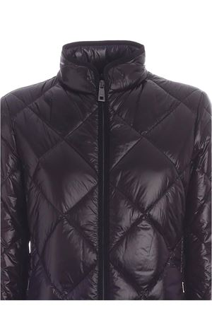 RIBBED EDGES DOWN JACKET IN BLACK FAY | 783955909 | NAW24413890TCD694A
