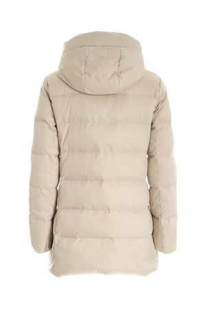 HOODED DOWN JACKET IN BEIGE FAY | 783955909 | NAW33413960SGWC009