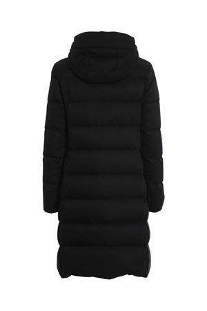 TOGGLE PADDED COAT IN BLACK FAY | 783955909 | NAW33414140SGWB999