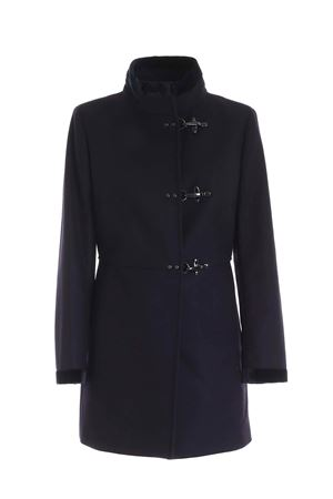VIRGINIA COAT IN BLUE FAY | 17 | NAW50414000SGLU809