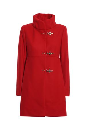 ROMANTIC COAT IN RED FAY | 17 | NAW5041Y050SGLR406