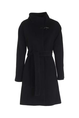 BELT COAT IN BLACK FAY | 17 | NAW54413520SHNB999