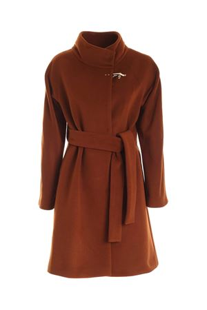 BELT COAT IN BROWN FAY | 17 | NAW54413520SHNG833